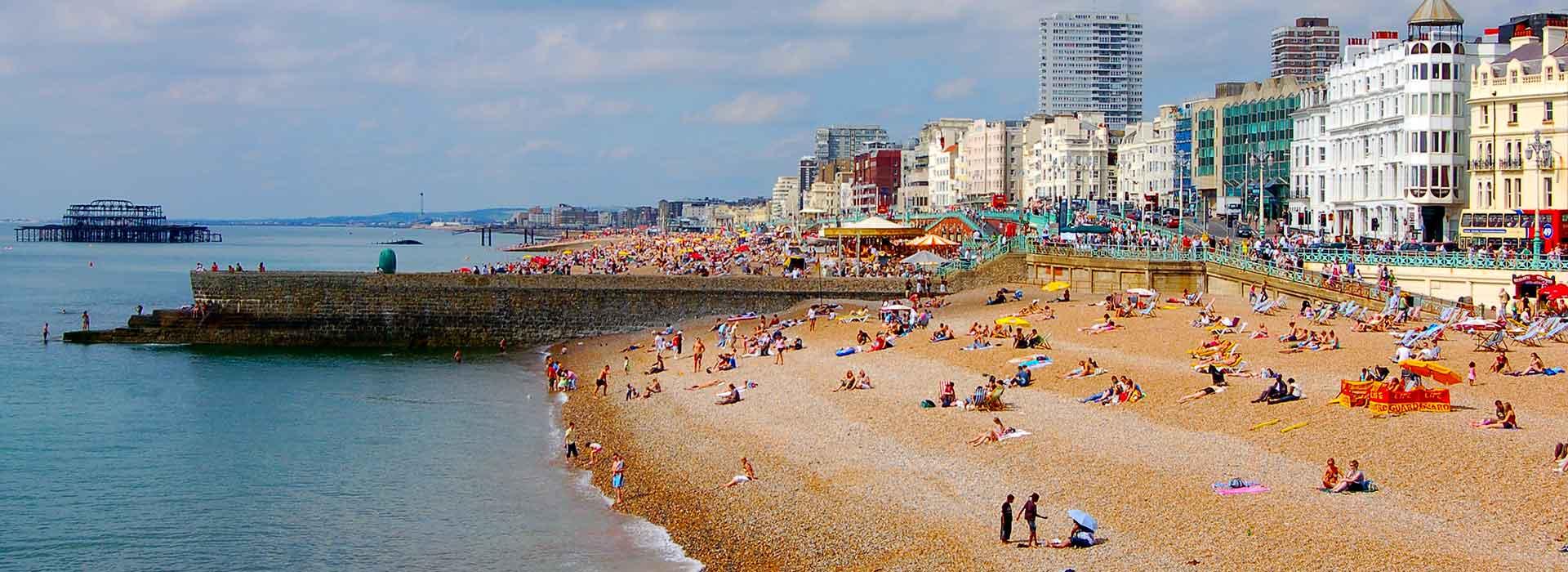 Londyn Brighton Seven Sisters