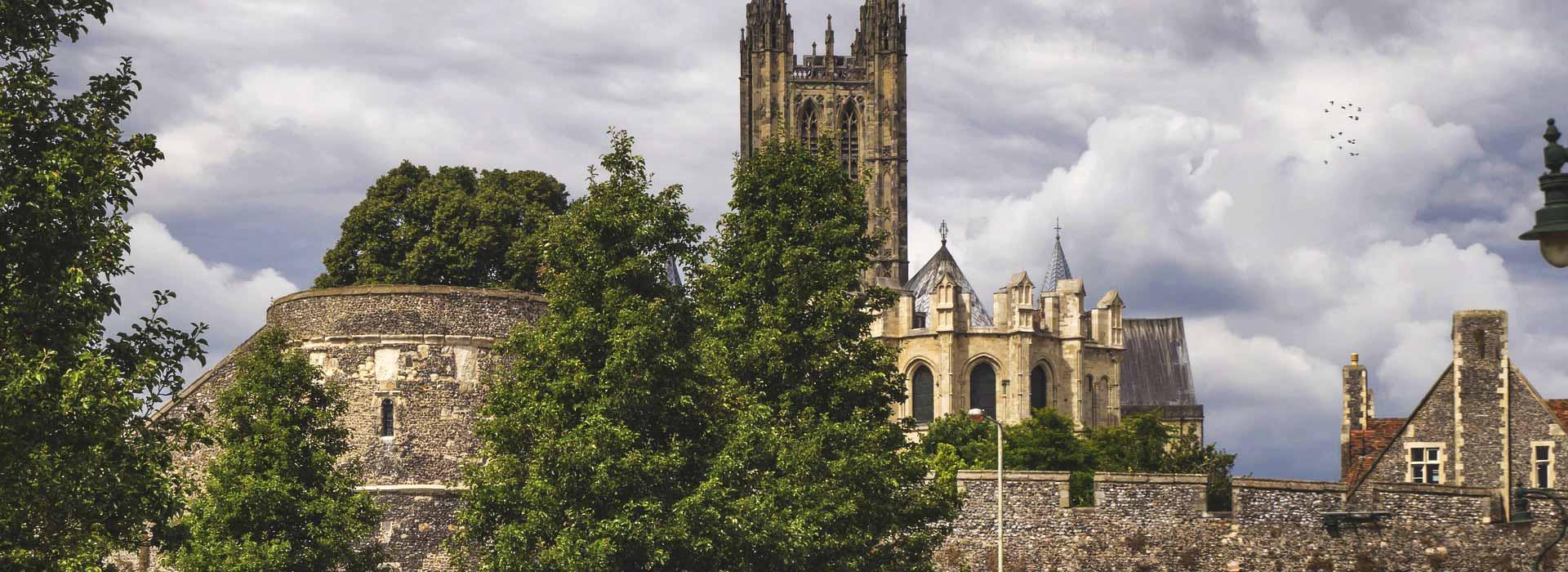 Londyn Canterbury Leeds Castle