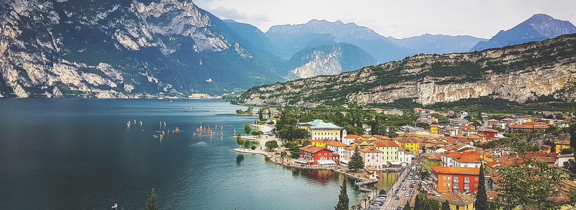 Włochy Garda